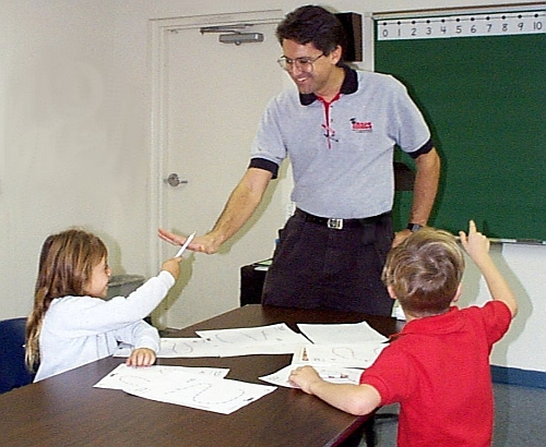 After-school, weekend and online programs in math and computer science for gifted children who enjoy fun, academic challenges.