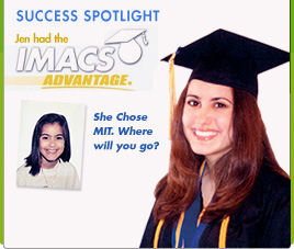 Student Spotlight for Jennifer