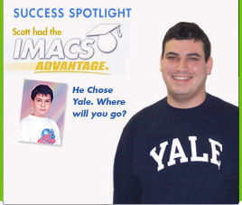 Student Spotlight for Scott